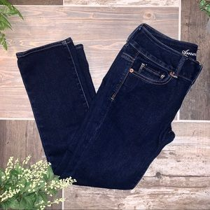 American Eagle Outfitters Jean Capris